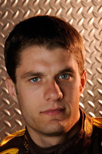 David Ragan 2014 | David Ragan David Ragan, driver of the #6 UPS Ford, poses during ...