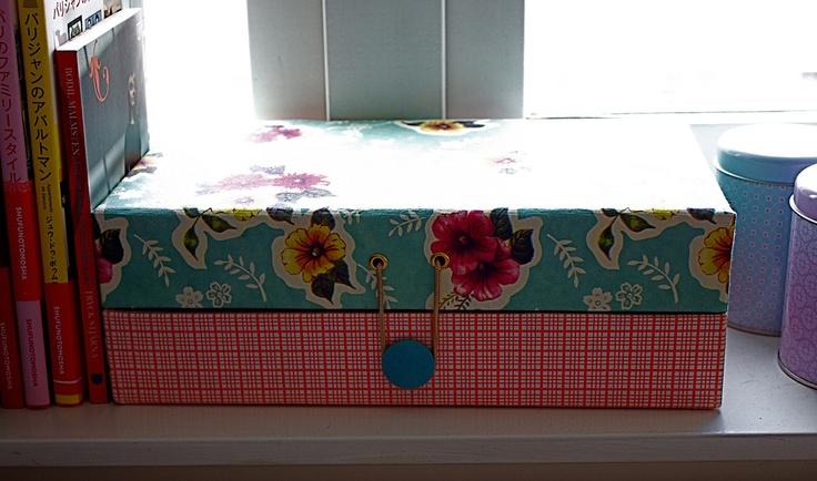Craft Box  S