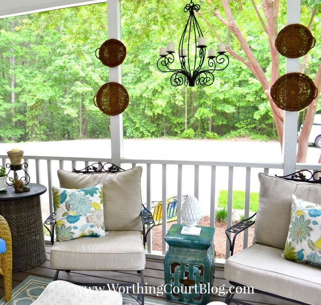 17 Great Small Porch Design Ideas: 17 Best Ideas About Southern Porches On Pinterest