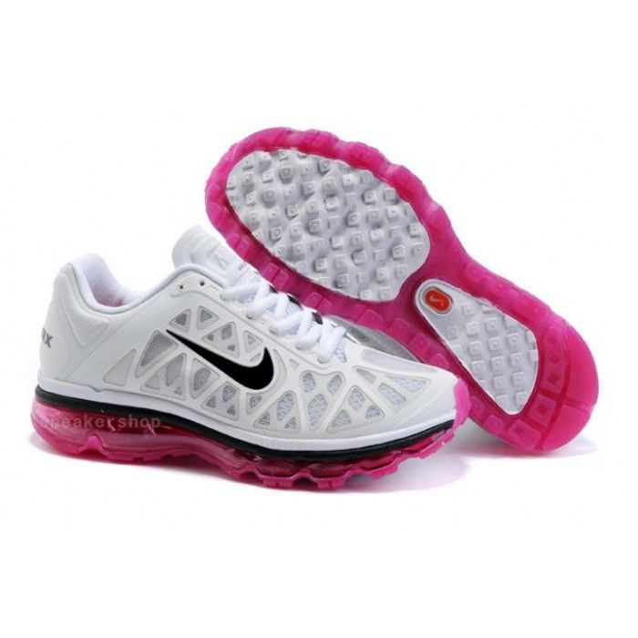 #Nike #sports Nike Shox Shoes, Nike Womens Shoes Buy Nike Air Max 2011 Womens Shoes White Black Pink 72