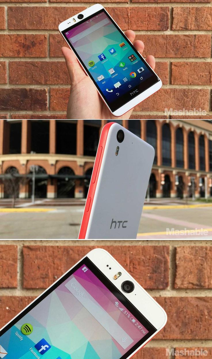The HTC Desire Eye.