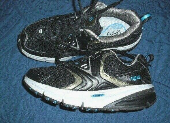 Toning Walking Fitness Rocker Shoes 6M