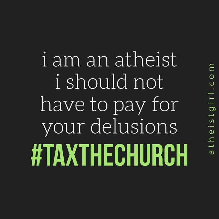 Tax the church