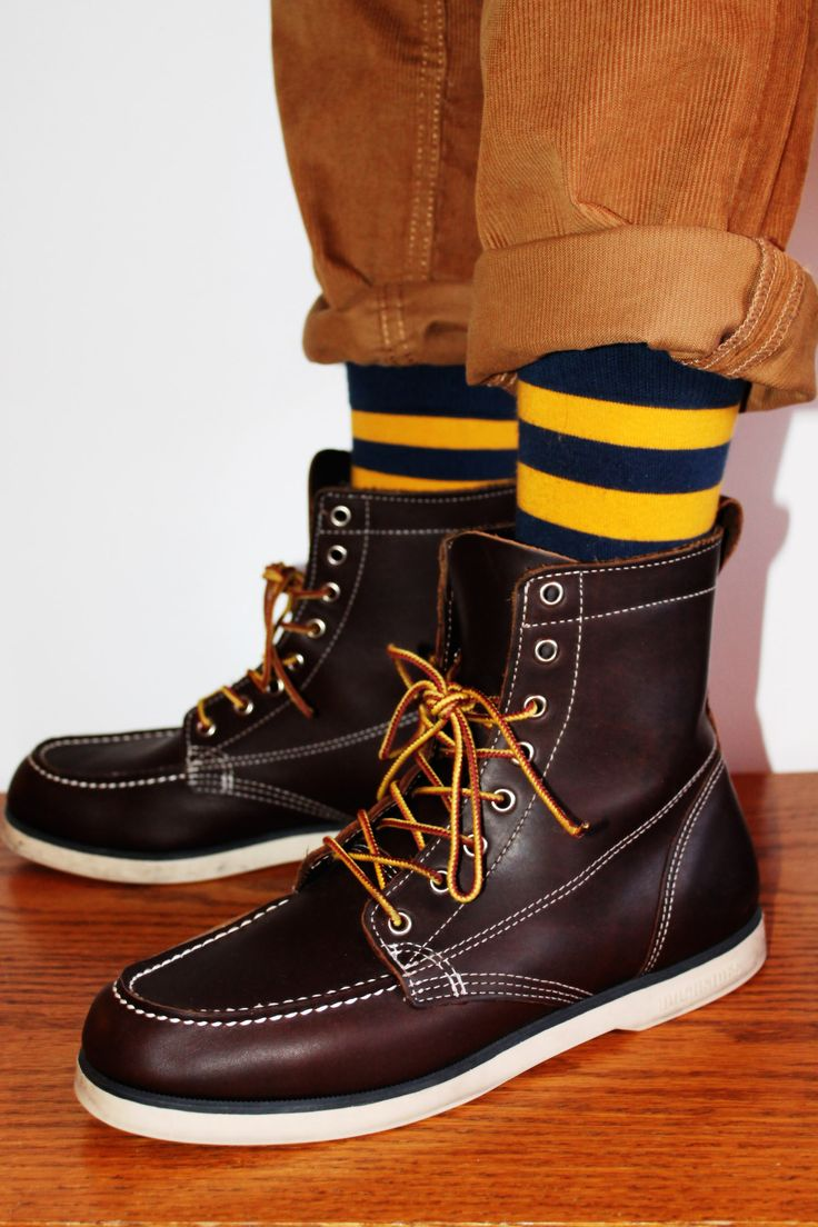 Find this Pin and more on Socks. Man's Guilt in Fashion // FootWear. love the  sock game - 85 Best Socks Images On Pinterest