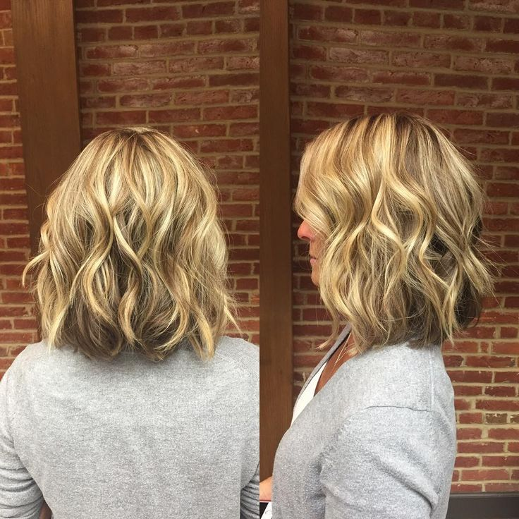 Cool 17 Best Ideas About Long Bob With Layers On Pinterest Longer Bob Hairstyle Inspiration Daily Dogsangcom