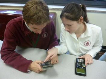 St. Benedict Preparatory High School - Math Team