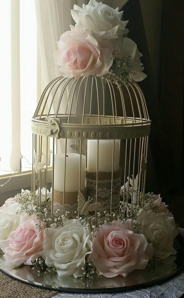 40 Amazingly Wonderful DIY Bird Cage Decorations
