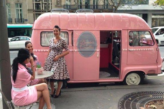 Privatisation Beauty Truck à Paris | Réservez cette offre sur GoReception