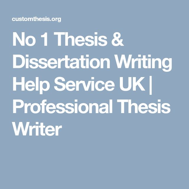 i write my dissertation in a month