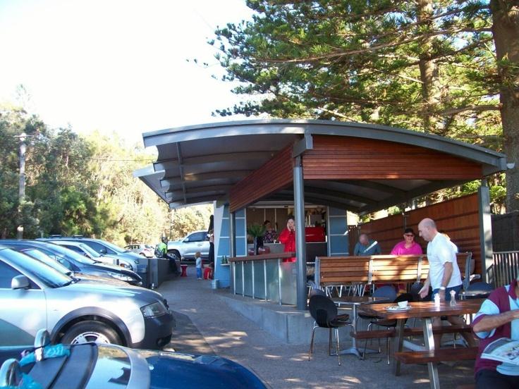 Bilgola Beach Coffee.