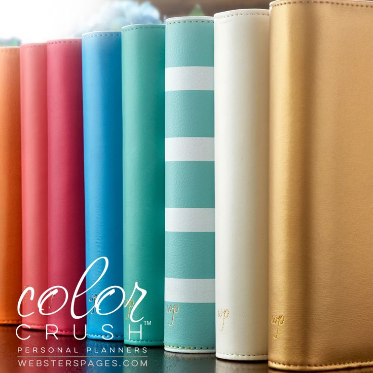 Personal Planner BINDER ONLY : Gold - Personal Planners & Folios - What's New!