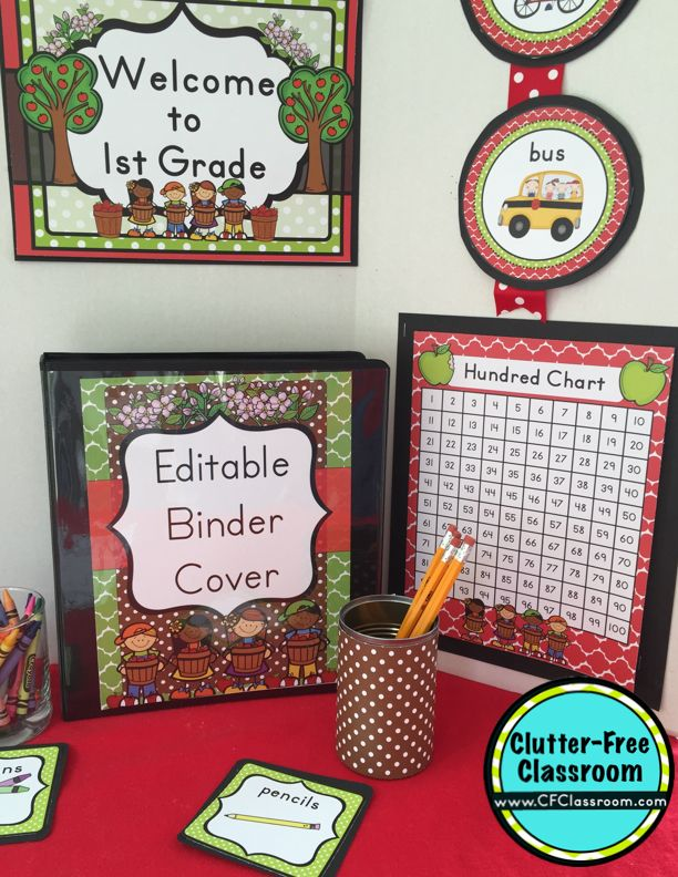 Classroom Decor On A Budget : Images about apples classroom theme on pinterest