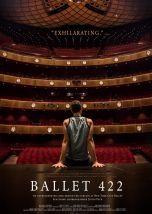 Desde el primer ensayo hasta el estreno mundial, Ballet 422 traslada al espectador a la vida entre bastidores del New York City Ballet de la mano del nuevo trabajo del emergente coreógrafo Justin Peck. Del director y documentalista Jody Lee Lipes.