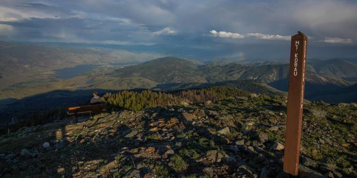 Trail: Mount Kobau     Trail Distance: 1.3 km round trip    Trail Difficulty: Easy        Directions    Located in Osoyoos. From Hwy 97, head wes...