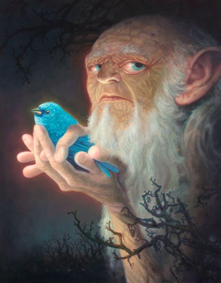 BLUEBIRD BY ALLEN DOUGLAS