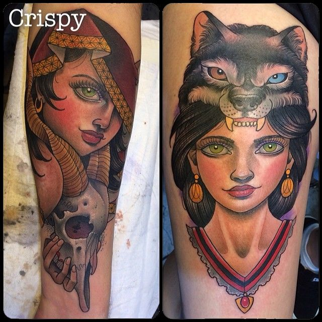 Done At Midnight Ink In Melbourne Australia By Mark This: 41 Best Crispy Lennox Images On Pinterest