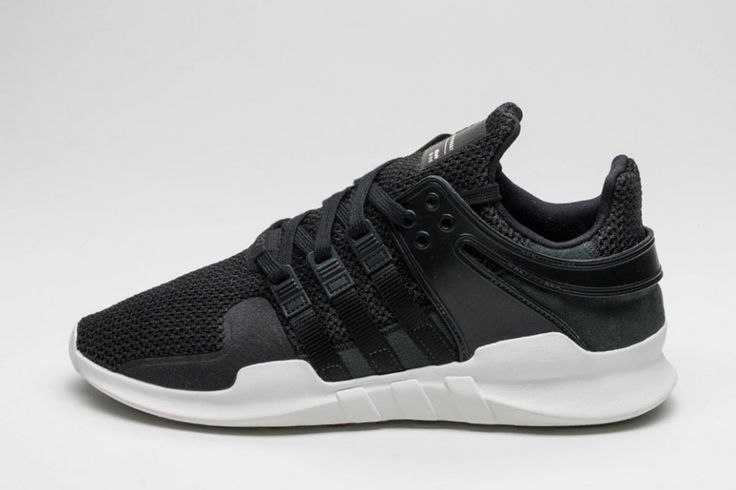 """Preview: adidas EQT Support ADV 91-16 """"Black/White"""" - EU Kicks: Sneaker Magazine"""