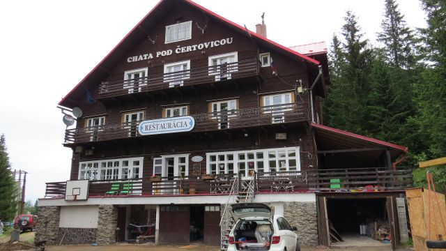 Low Tatras Mountain House: Chata Pod Certovicou | Englishman in Slovakia