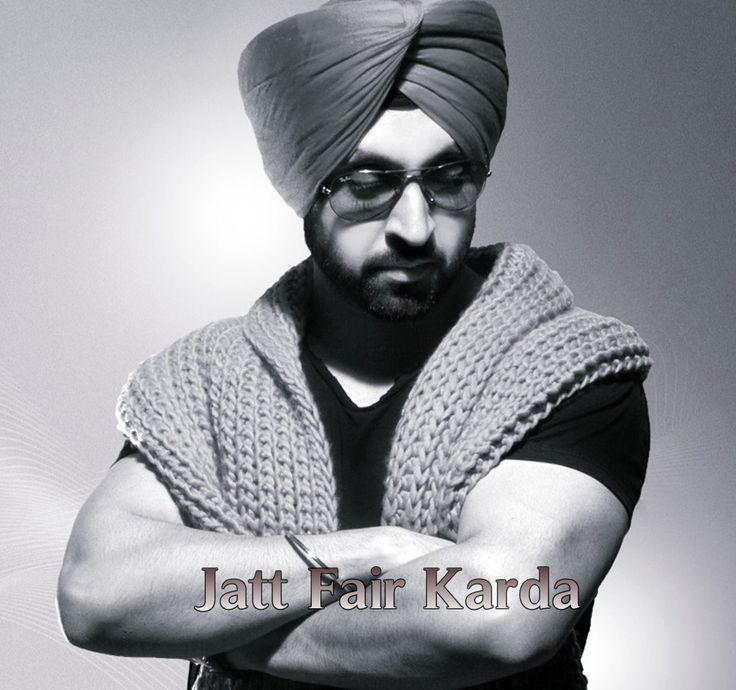 Jatt Fair Karda (Diljit Dosanjh) Single.