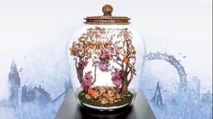 The BFG Dream Jar Trail: The BFG Dream Jars - visitlondon.com