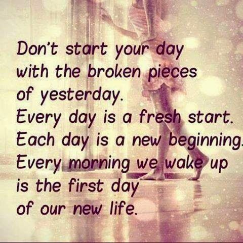 Minte Trup si Suflet: Buna dimineata..e o noua zi frumoasa sa o incepem ...