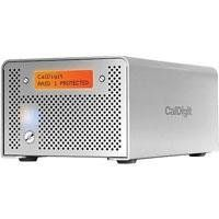 CalDigit VR 4 TB 2 Drive Media RAID System with FireWire and USB Interface for Mac and Windows by CalDigit. Save 5 Off!. $569.00. The CalDigit VR is the most advanced two drive RAID array on the market, supporting a quadruple interface for easy connectivity. The CalDigit VR's modular design provides two hot swappable drive modules and an easy to read front side LCD. With support for RAID 0, 1 and JBOD the CalDigit VR can reach speeds of up to 250MB/s and includes easy to use software for…