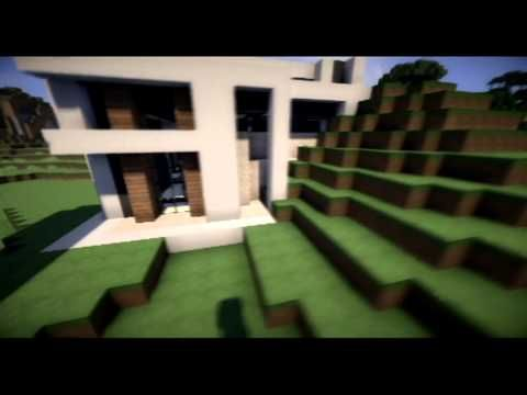 Best Minecraft How To Videos Images On Pinterest How To Make - Minecraft modern house 5x5