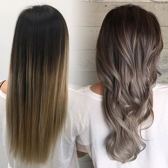 Smoke and Ash. Love it. , Looking for Hair Extensions to refresh your hair look instantly? @KingHair focus on offering premium quality remy clip in hair.