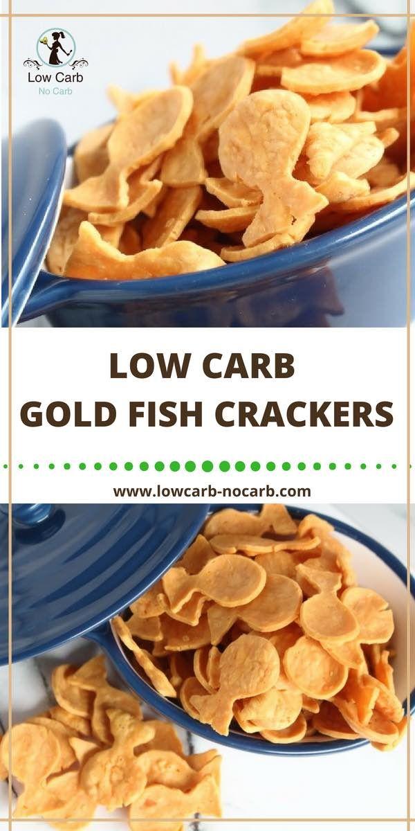 low carb keto goldfish crackers recipe in 2018 ketogenic snacks