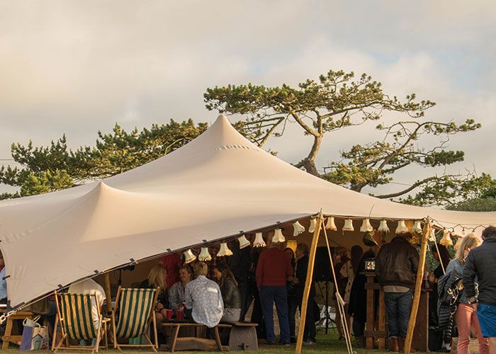 camping tent hire durban