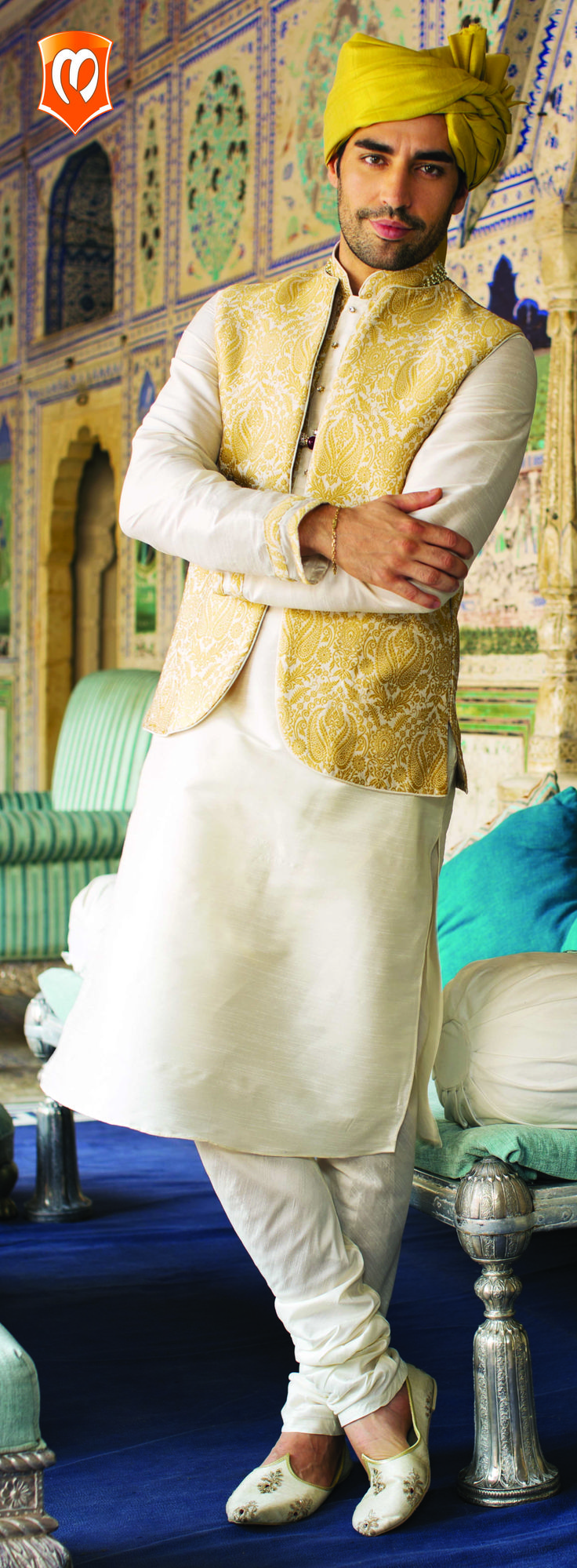Manyavar Kurtas & Sherwanis for Man