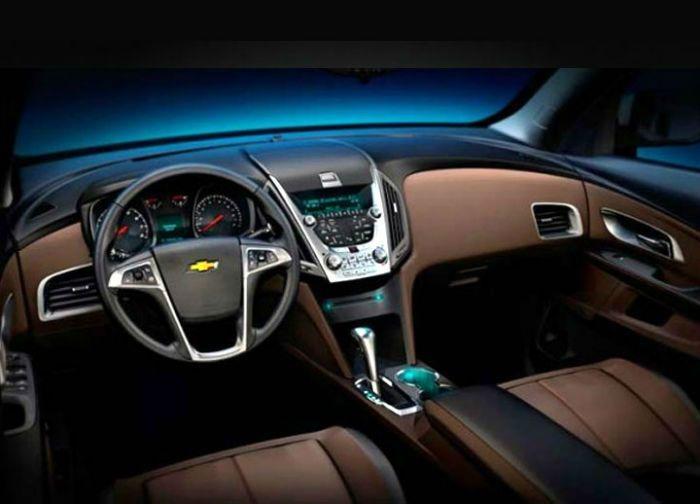 2013 Chevrolet Equinox Interior