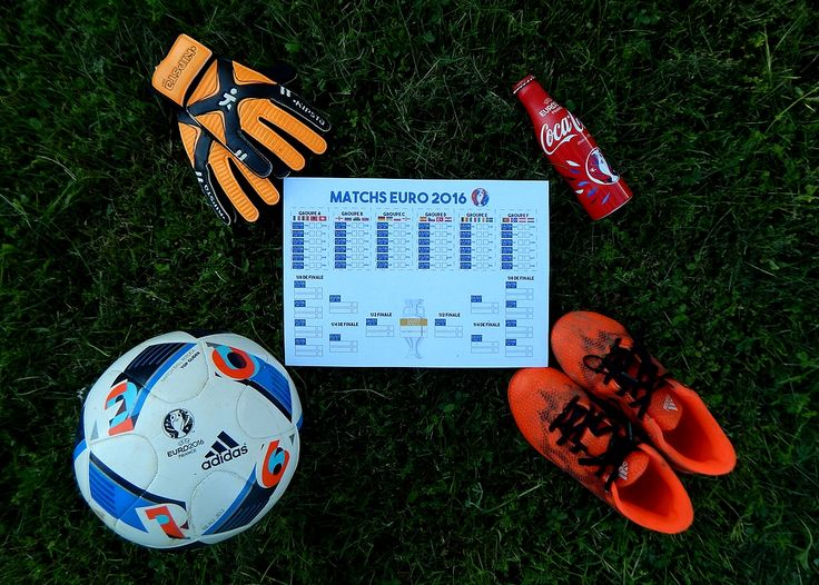 PRINTABLE : Planning matchs EURO 2016.