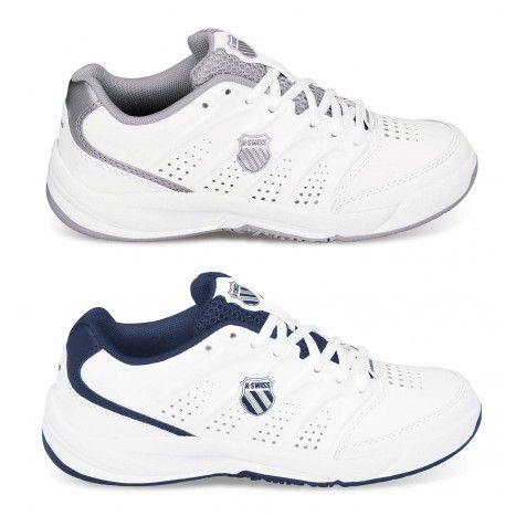 De Ultrascendor Omni junior zijn lichtgewicht #tennisschoenen van #KSwiss. Deze schoenen zijn geschikt voor gravel -en kunstgrasbanen. #dws