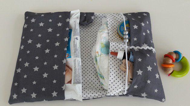 Windeltaschen - Windeltasche Wickeltasche - ein Designerstück von Lausbub-Moritz bei DaWanda