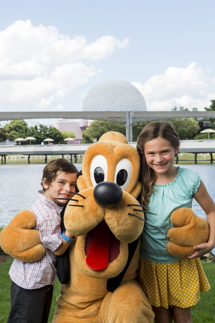 Pluto na Disney