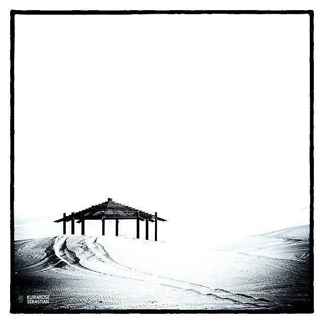 Good morning..! #dunes of #dubai