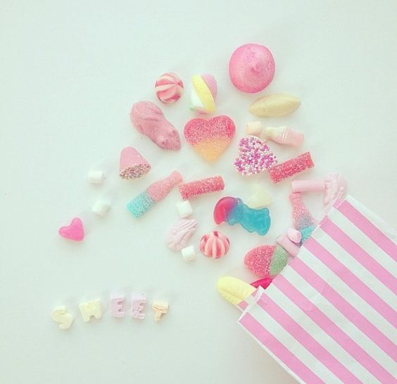 Pastel Candy | Cakecitos | Pinterest