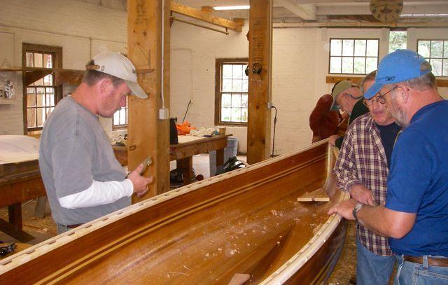 Boat Building - Making Kayaks, Canoes, and Small Boats | Guillemot Kayaks - Small Wooden Boat Designs