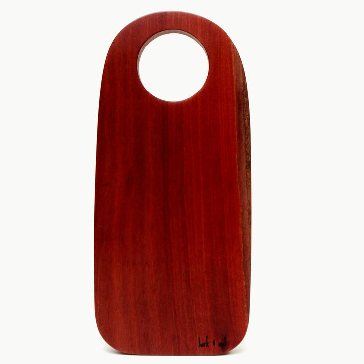 Lark & Owl Jarrah Serving Board 41x18x2.9cm $68