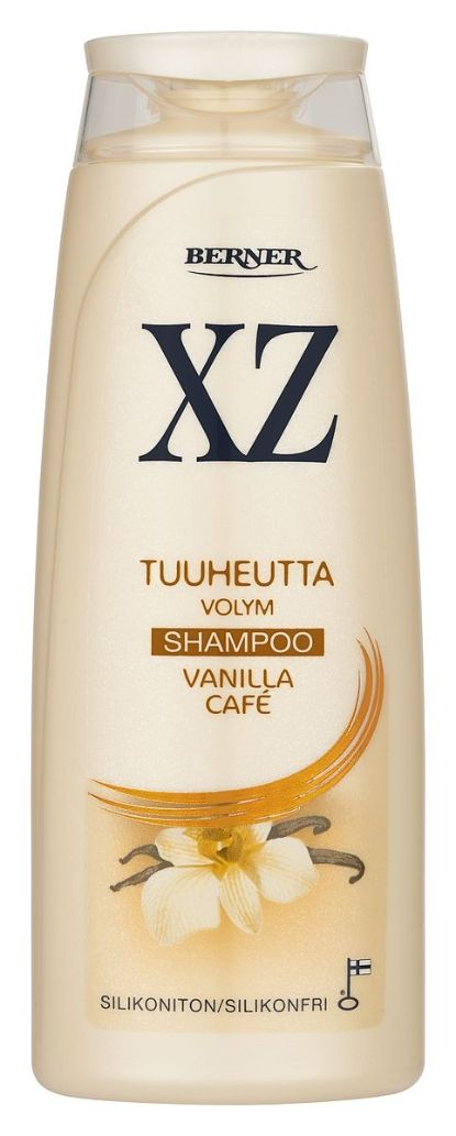 XZ Vanilla-Cafe Shampoo 250 ml