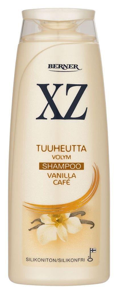 XZ Vanilla-Cafe Shampoo 250 ml