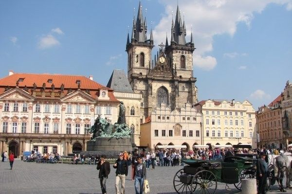 Prague - An Amazing City Break Destination https://goo.gl/F2Y4JJ