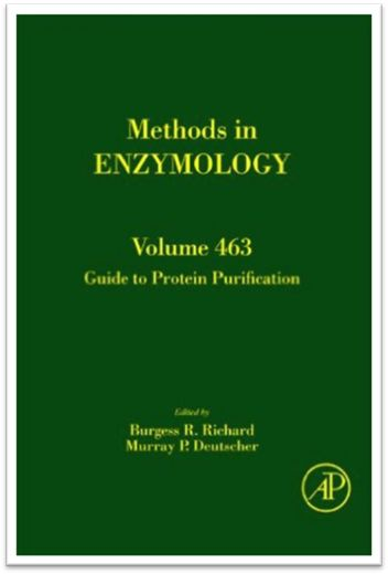 Methods in Enzymology Vol.463 Guide to Protein Purification, Second Edition…