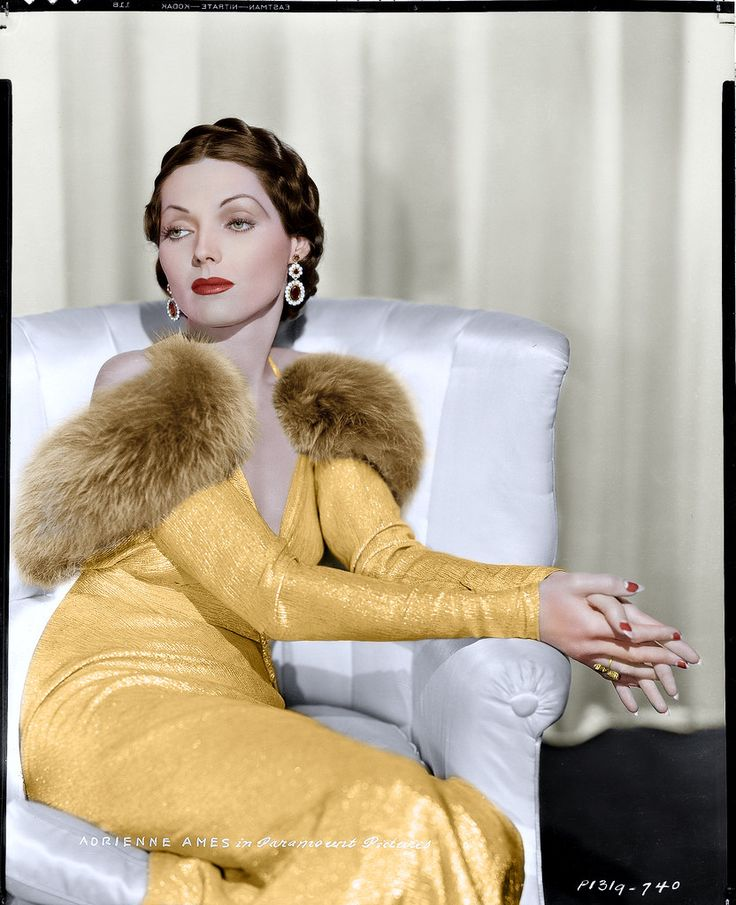 Adrienne Ames in color (1).