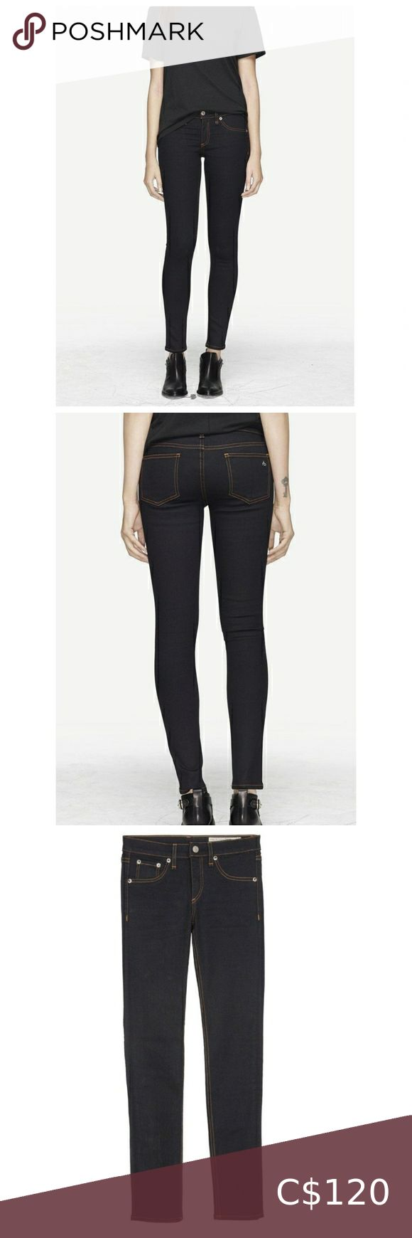 Women Jeans Classic High Waist Denim Skinny Jeans   Women