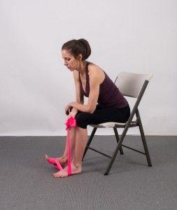 Pilates: Understanding and Working with Foot Drop
