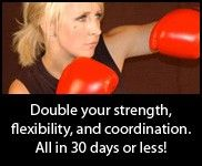 Get in the best shape of your life with Kickboxing in the Montreal, Qc area.