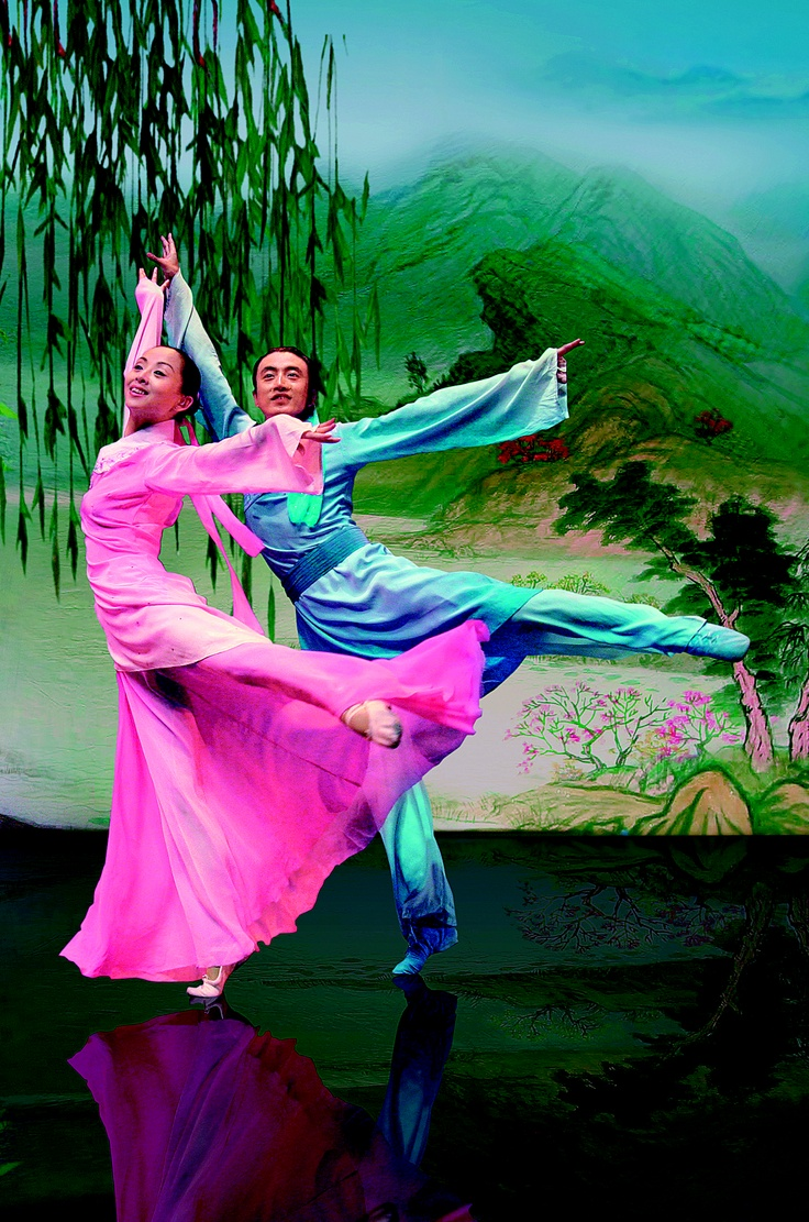 My Dream - The China Disabled People's Performing Arts Troupe.