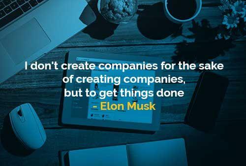 Membangun Perusahaan Untuk Menyelesaikan Sesuatu yang Harus Dilakukan